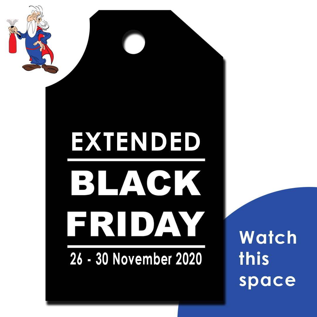 Extended Black Friday